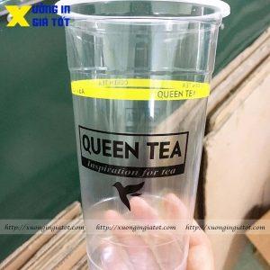 Ly trà sữa PP 700ml
