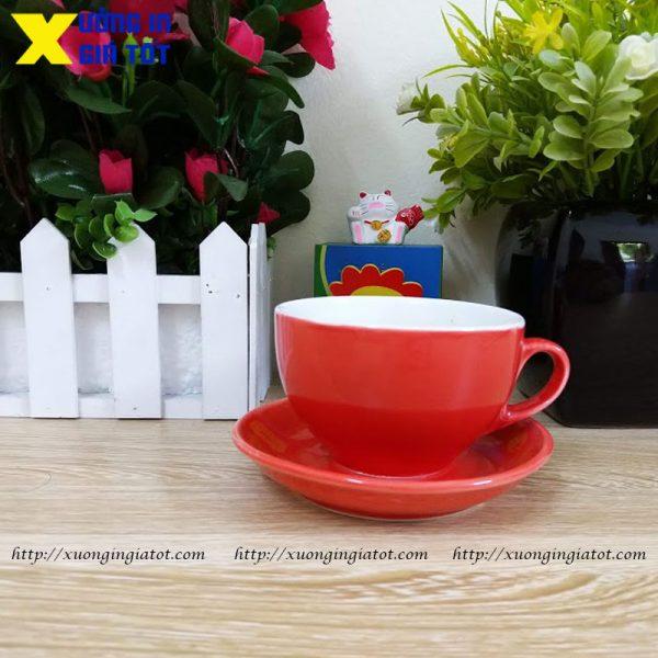 Tách cà phê Cappuccino