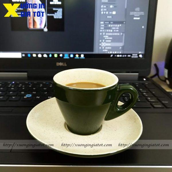 Tách cà phê Espresso men mát