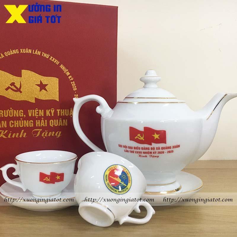 Bộ giải pháp quà tặng Đại hội Đảng nhiệm kỳ 2020-2025